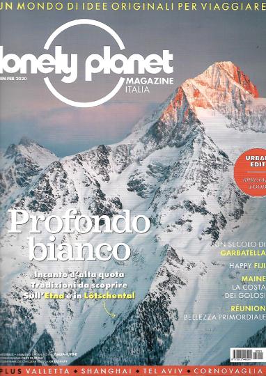 lonely planet gennaio 2020 in edicola