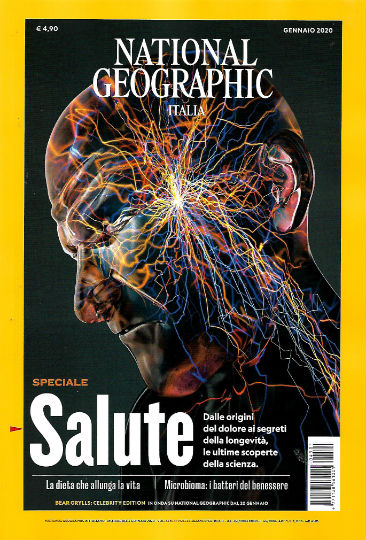 national geographic gennaio 2020 in edicola