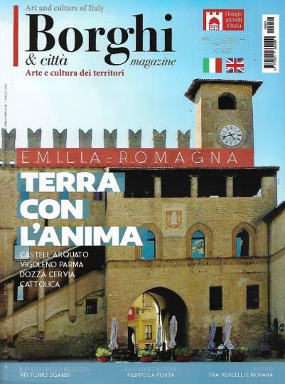 borghi magazine marzo 2020 in edicola