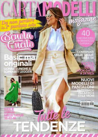 cartamodelli magazine marzo 2020 in edicola