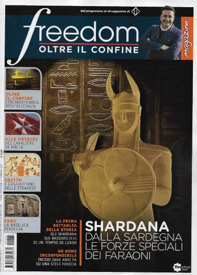 freedom magazine marzo 2020 in edicola