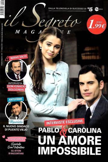 il segreto magazine febbraio 2020 in edicola