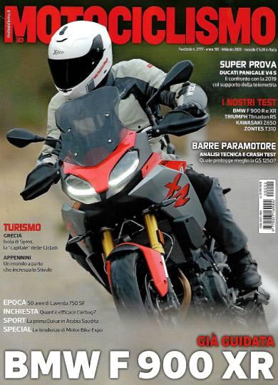 motociclismi febbraio 2020 in edicola