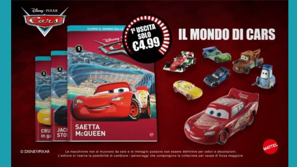 cars collection collana edizione 2020 in edicola