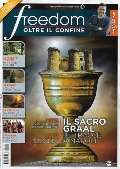 freedom magazine aprile 2020 in edicola