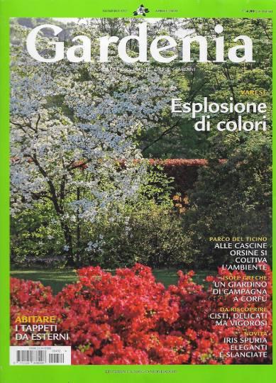 gardenia aprile 2020 in edicola
