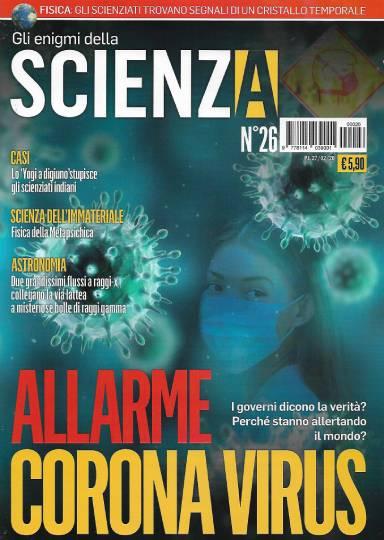 gli enigmi della scienza marzo 2020 in edicola