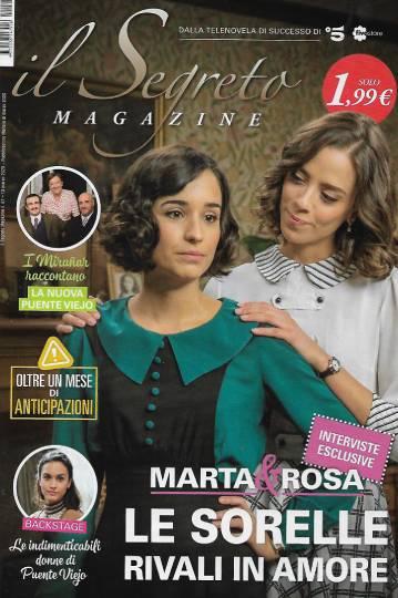 il segreto magazine marzo 2020 in edicola