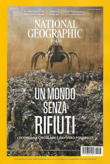 national geographic marzo 2020 in edicola