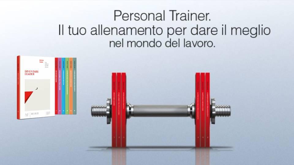 personal trainer collana in edicola