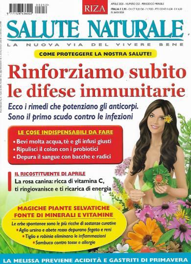 salute naturale aprile 2020