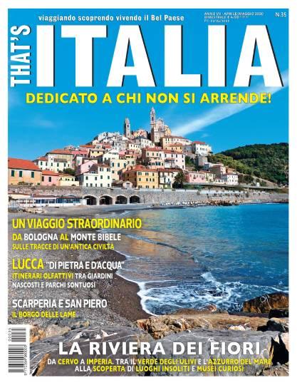 that's italia aprile 2020 in edicola