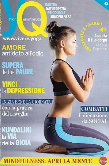 yoga quotidiano marzo 2020 in edicola