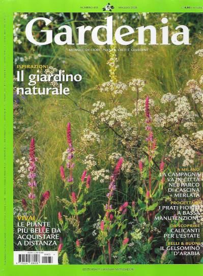 gardenia maggio 2020 in edicola