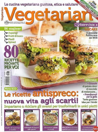 vegetarian maggio 2020 in edicola