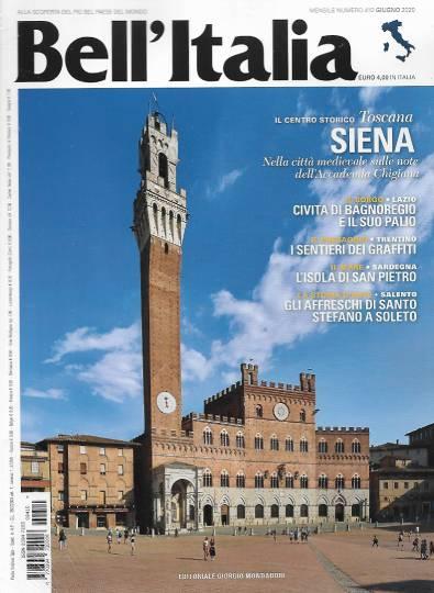 bell'italia giugno 2020 in edicola