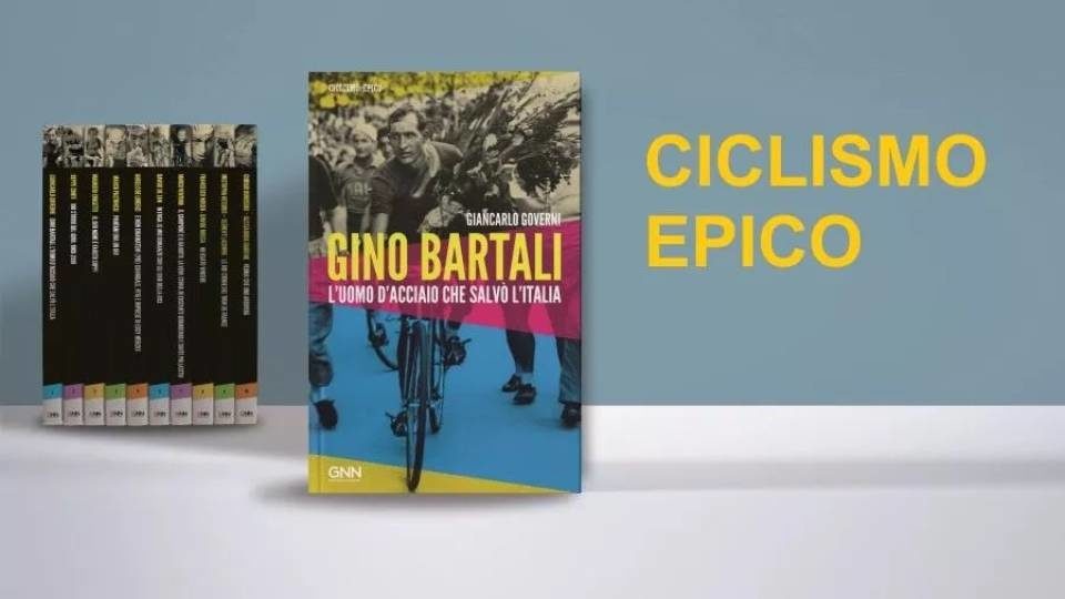 ciclismo epico collana in edicola