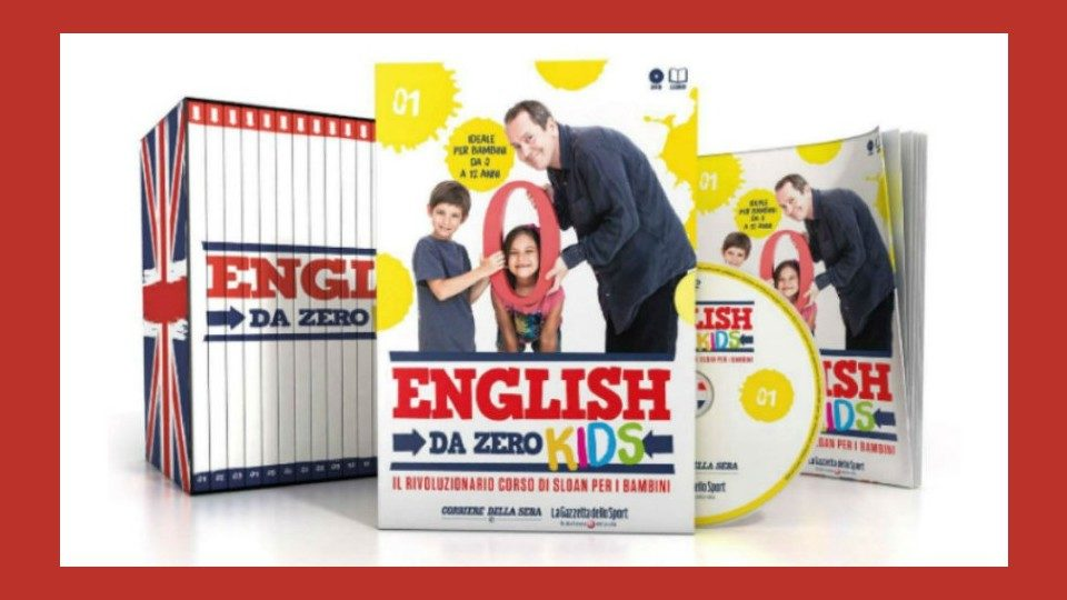 english da zero kids edizione 2020
