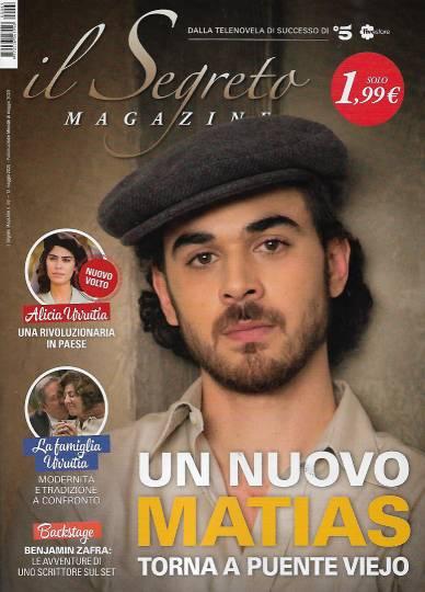 il segreto magazine maggio 2020 in edicola