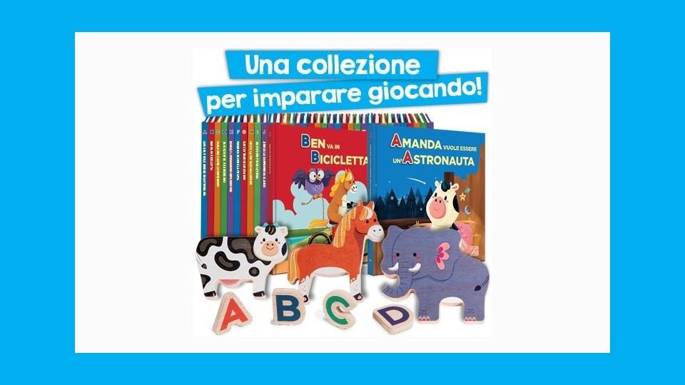 Impara l'alfabeto edizione 2020