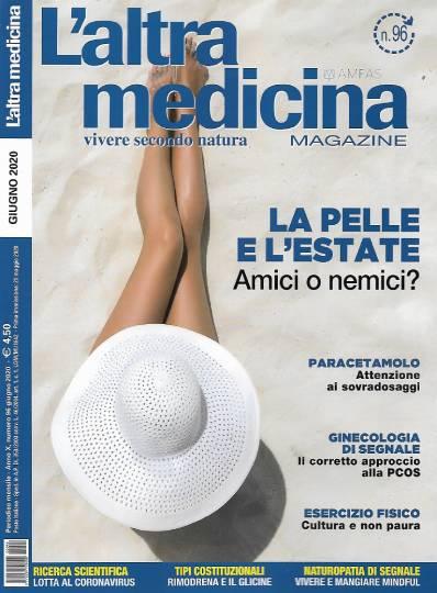 l'altra medicina magazine giugno 2020 in edicola
