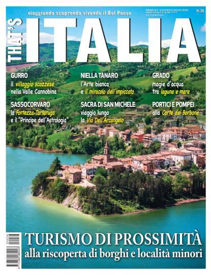that's italia giugno 2020 in edicola