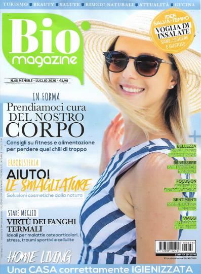 bio magazine luglio 2020 in edicola