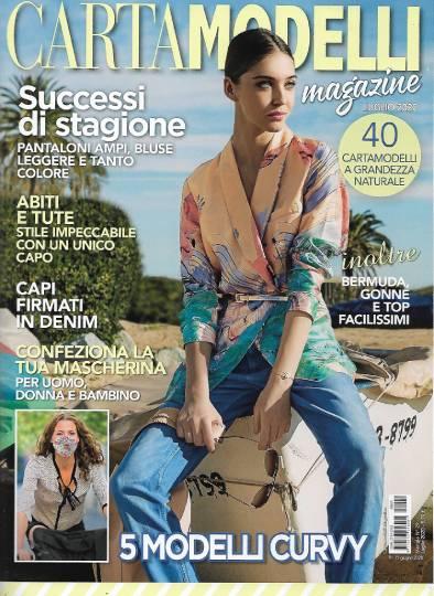 cartamodelli magazine luglio 2020 in edicola