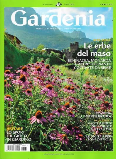 gardenia luglio 2020 in edicola