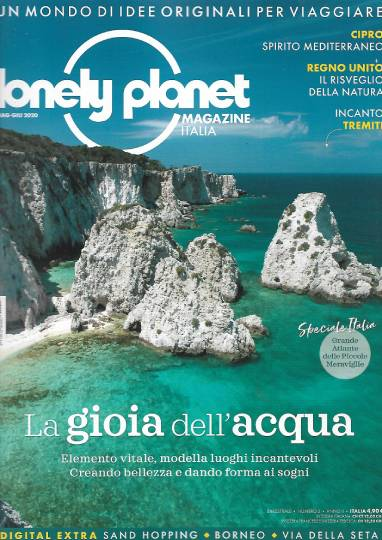 lonely planet giugno 2020 in edicola