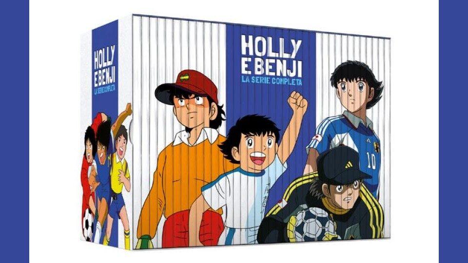 Holly & Benji la serie completa in edicola
