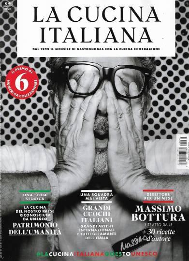 la cucina italiana luglio 2020 in edicola