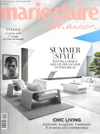 Marie Claire Maison agosto 2020