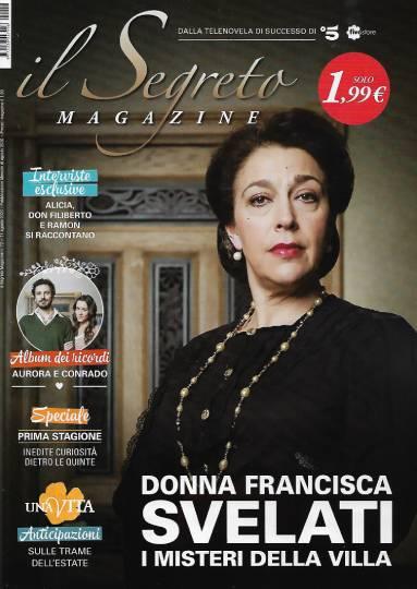 il segreto magazine agosto 2020 in edicola