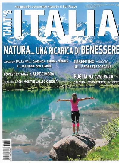 that's italia agosto 2020 in edicola