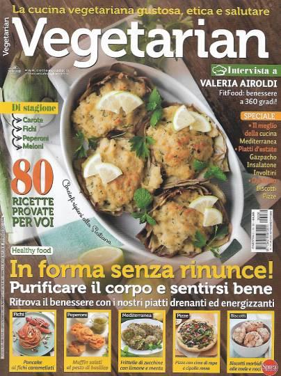 vegetarian settembre 2020 in edicola