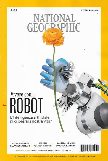 national geographic settembre 2020 in edicola