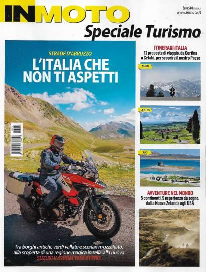 in moto speciale turismo ottobre 2020 in edicola