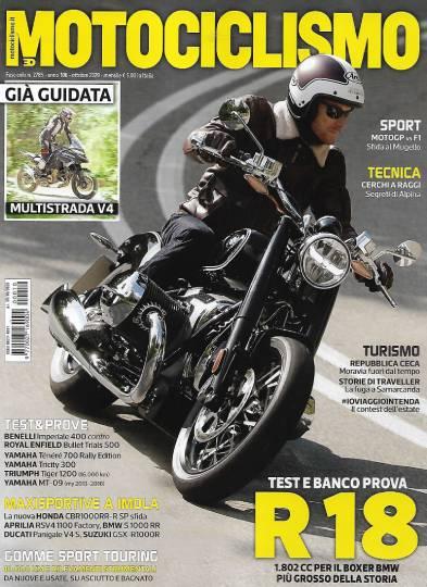 motociclismo ottobre 2020 in edicola