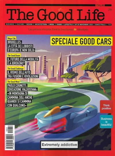the good life novembre 2020 in edicola