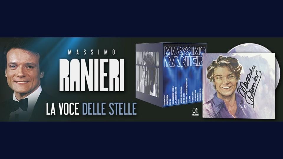 Massimo Ranieri Collection in edicola