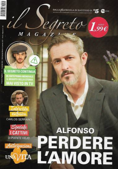 il segreto magazine gennaio 2021 in edicola