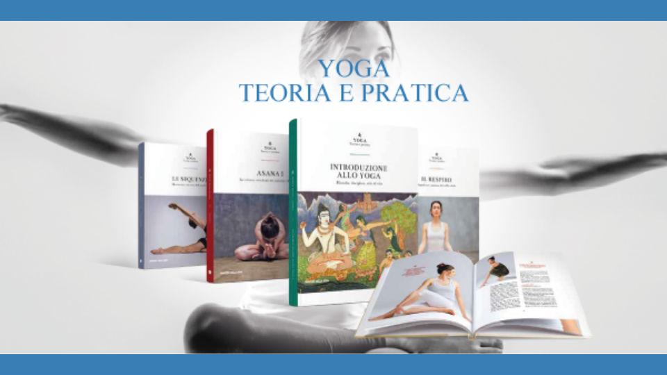 yoga teoria e pratica collana 2021 in edicola