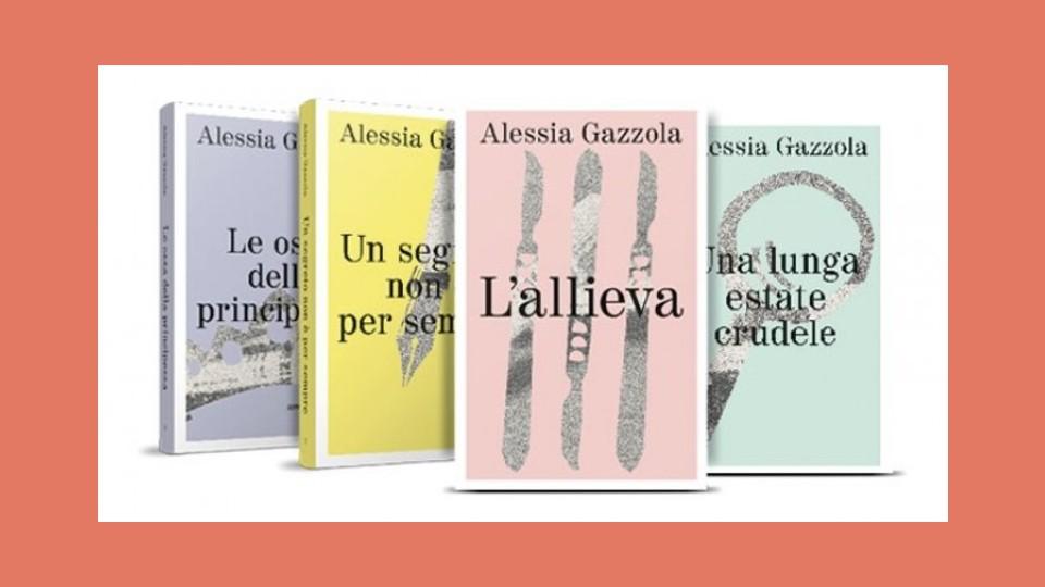 I romanzi della serie L'Allieva di Alessia Gazzola