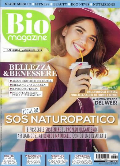 bio magazine maggio 2021 in edicola