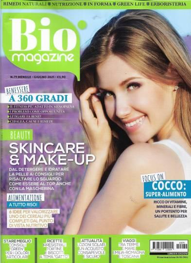 bio magazine giugno 2021 in edicola