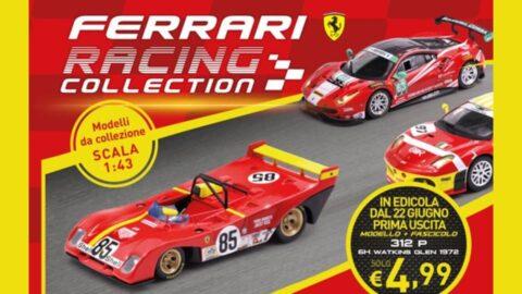 ferrari racing collection edizione 2021 in edicola