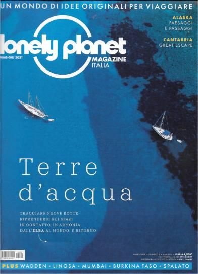 lonely planet giugno 2021 in edicola