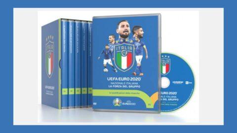 nazionale azzurra la forza del gruppo uefa 2020 in edicola
